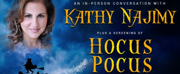 Kathy Najimy Will Present a Screening of HOCUS POCUS at the Fargo Theatre Next Month