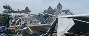 Surflight Theatres Outdoor Venue Destroyed by Tropical Storm Isaias Photo