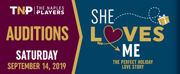 The Naples Players Announce Auditions For SHE LOVES ME