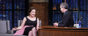 VIDEO: Jacqueline Novak and Seth Meyers Talk His Favorite Line from Her Show GET ON YOUR KNEES