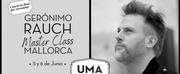 UMA presenta CONTANDO CANCIONES, con Gerónimo Rauch Photo