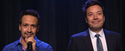 VIDEO: Lin-Manuel Miranda and Jimmy Fallon Perform A Show-Stopping Salute to the Return of