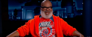 VIDEO: David Alan Grier Talks IN LIVING COLOR on JIMMY KIMMEL Photo
