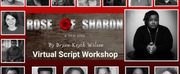 The Creative Co-Lab HTX NYC Presents THE ROSE OF SHARON Virtual Reading & Live Benefit