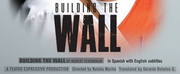 BUILDING THE WALL by Pulitzer Prize/Tony Award winner