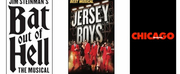 JERSEY BOYS, CHICAGO and BAT OUT OF HELL Will Come to Hard Rock Atlantic City