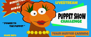 Livestreaming Game Show DIRECTOR VS DIRECTOR Announces Episode 7 - PUPPET SHOW CHALLENGE!  Photo