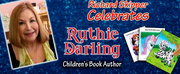 RICHARD SKIPPER CELEBRATES 50th Broadcast to Feature Childrens Author Ruthie Darling Photo