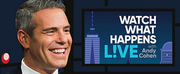 Scoop: Upcoming Guests on WATCH WHAT HAPPENS LIVE WITH ANDY COHEN, 12/8-12/12