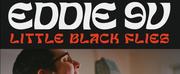 Bluesman Eddie 9-volt to Release Little Black Flies Album