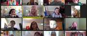 Photo Flash: Moonlit Wings Virtual Camps Kick Off With Special Guest Grace DeAmicis From H Photo