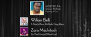 New Episode of THE RECEIPTS W/ DAVON WILLIAMS to Feature Willam Belli, Zara MacIntosh and  Photo