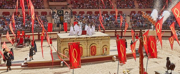 Live Theater Returns to France at Puy du Fou Theme Park Photo