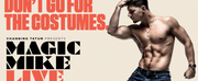 BWW REVIEW: Channing Tatums MAGIC MIKE LIVE Reinvents The Male Strip Show For A Modern Era Photo