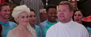 VIDEO: The Cast of FROZEN 2 Stops Traffic With a Performance in the Street With James Corden