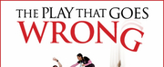 THE PLAY THAT GOES WRONG at Robinson Performance Hall