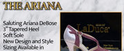 PHOTOS: Ariana DeBose Honored With Commemorative Pair of LaDuca Shoes Photo
