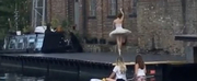 VIDEO: Royal Ballet Dancers Practice Along Regents Canal Photo
