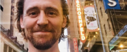 Photo: Hiddleston Gets Ready for Broadway Debut in BETRAYAL!