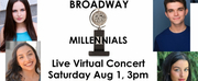Music Mountain Theatre Presents BROADWAY MILLENNIALS Live Streamed Concert Photo