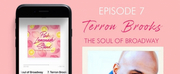 Terron Brooks Joins PINK LEMONADE STAND Podcast Photo