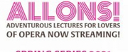 New Orleans Opera Announces ALLONS! Virtual Lecture Series For Spring 2021 Photo