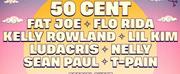 Golden Sand Announces 50 Cent, TLC, Kelly Rowland, T-Pain, Sean Paul, Ludacris and More fo