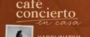 Gran Teatro Nacional Presents Café Concerto With Karolinativa Photo