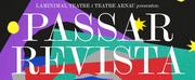 PASSAR REVISTA se estrena en Barcelona