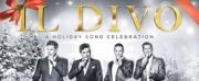 Il Divo Announces 'A Holiday Song Celebration' Tour