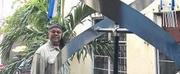 Artist Bernard Stanley Hoyes Delivers Symbolic Spiral Steel Sculpture To Jamaica During Th