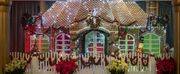 DISNEYLAND, WALT DISNEY WORLD, AULANA and DISNEY CRUISE LINE have Dazzling Gingerbread Displays