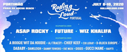 Rolling Loud Portugal Announces A$AP Rocky, Future, Wiz Khalifa, Giggs, TYGA, Meek Mill & More