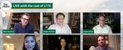 VIDEO: Ali Ewoldt, Robert Petkoff & The Cast of The Munys 1776 Reunite