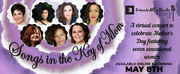 Upcoming Farmers Alley Theatre Mothers Day Virtual Concert Photo