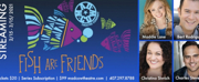 Mad Cow Theatre Announces Partnership With Fish Are Friends Streaming Show and Reef Enviro Photo
