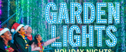 Tickets On Sale Oct. 1 For Garden Lights, Holiday Nights