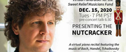 Pianist Daniel Vnukowski Performs The Nutcracker Suite To Support Musicians In Need Photo