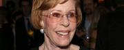 Signature Will Honor Carol Burnett With The 2020 Sondheim Award