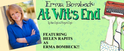 Triangle Productions Presents ERMA BOMBECK: At Wits End Photo