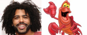 Daveed Diggs Says LITTLE MERMAID Sebastian is His Hardest Role Ever Photo