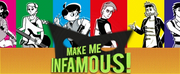 New Musical, MAKE ME INFAMOUS, Launches In Radio Theatre Production Photo