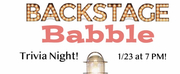 Reams, Filichia and More Will Take Part in Backstage Babble Trivia Night! Photo
