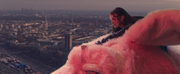TYSON Soars Over London on Pink Dragon in Tuesday Video Photo