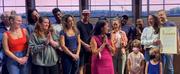 VIDEO: WAITRESS Company Celebrates Nick Cordero Day Mayoral Proclamation