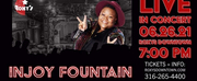 BWW Feature: INJOY FOUNTAIN IN CONCERT at Roxys Downtown
