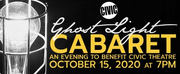 Civic Theatre Presents GHOST LIGHT CABARET Photo