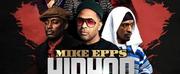 Doug E. Fresh, Rakim, KRS-One, Big Daddy Kane & Greg Nice Reunite For MIKE EPPS HIP HO Photo