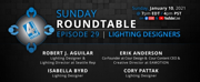 4Wall Entertainments Sunday Roundtable Series Returns With a Panel on Lighting Designers Photo