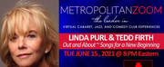LINDA PURL & TEDD FIRTH - OUT AND ABOUT: SONGS FOR A NEW BEGINNING Announced